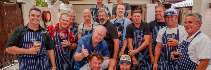 Mastersteak BBQ Cooking Class
