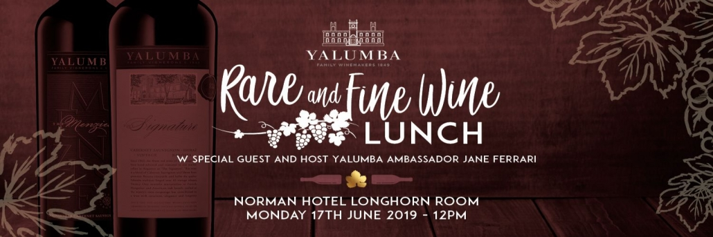fine wine lunch 2019 events