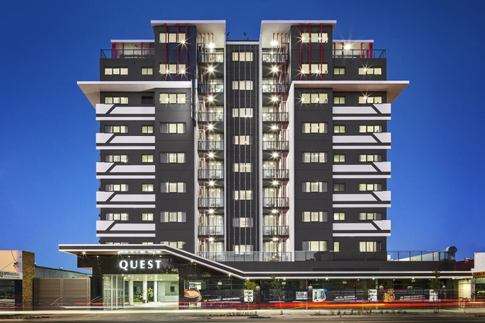 Quest Woolloongabba hotel photo