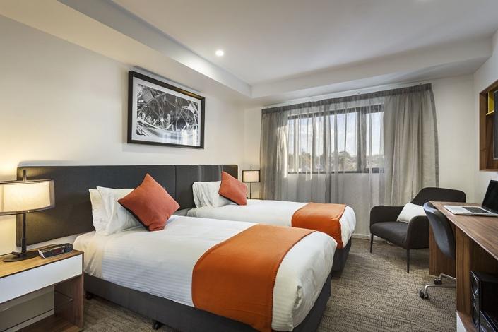 Quest Woolloongabba hotel hotel room