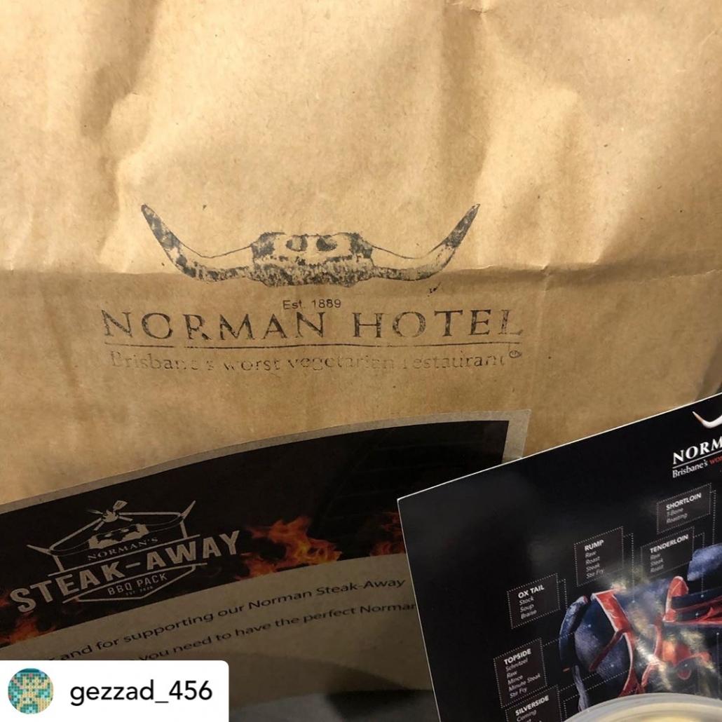 Norman Hotel BBQ Packs