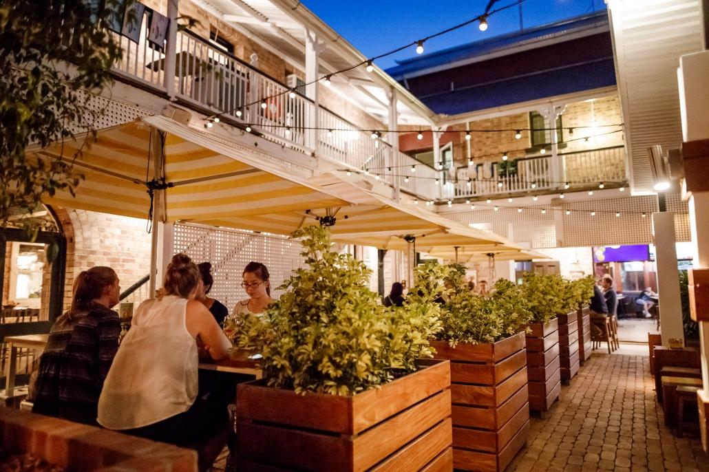Norman Garden High Bars