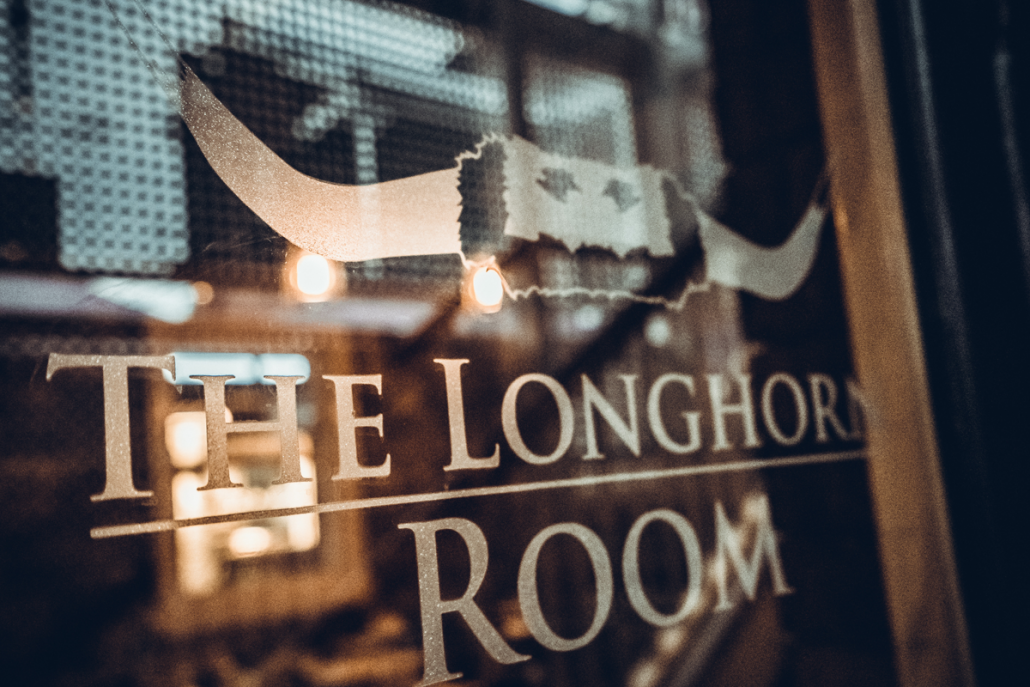 Norman Hotel Private Dining Space Longhorn Room