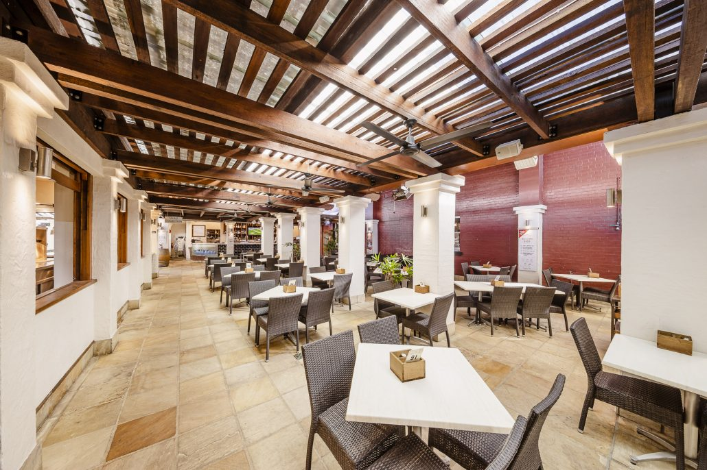 Grill Court Brisbane steakhouse
