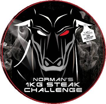 1Kg Steak Challenge