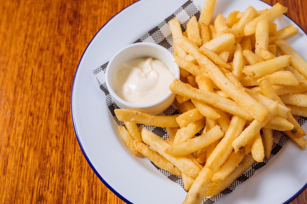 Chips w Aioli